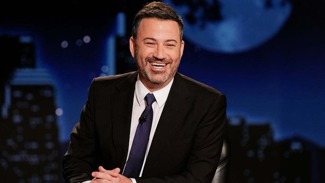 Jimmy Kimmel Tees Off on Trump, Randy Quaid Over Election Tweets