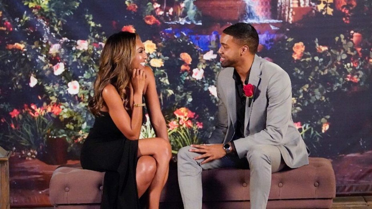 'Bachelorette' Spotlights Black Lives Matter Movement in Rare Conversation About Race | THR News