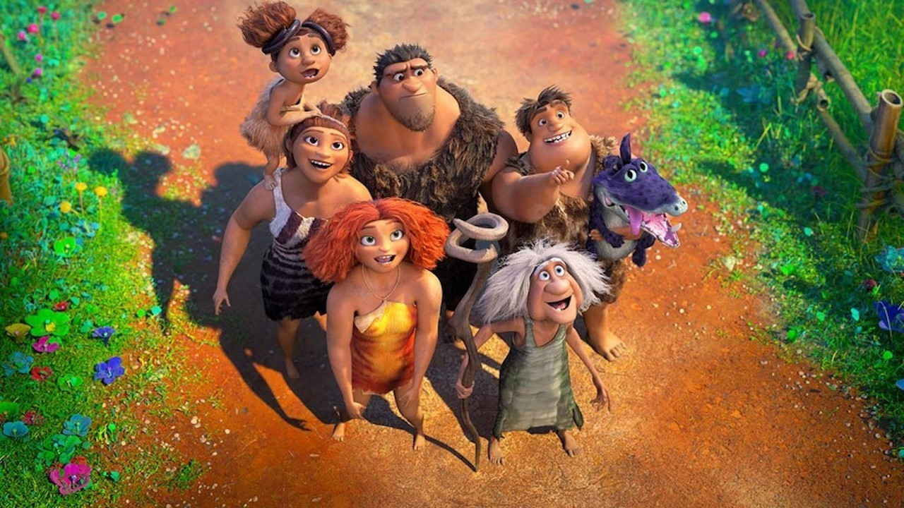 Thanksgiving Box Office: 'Croods 2' Ahead of Projections With $14.2M Debut | THR News