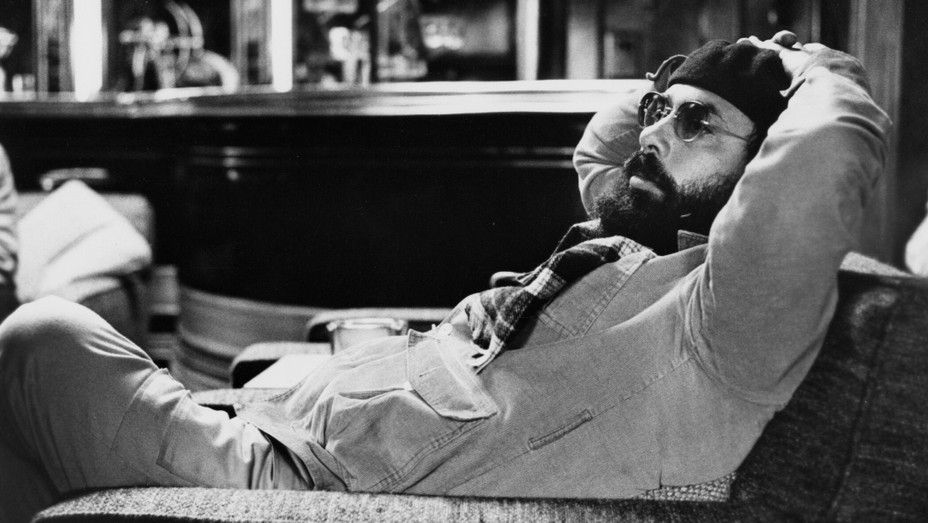 Young Francis Ford Coppola