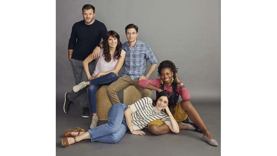 Topher Grace Led Comedy Home Economics A Go At Abc Hollywood Reporter