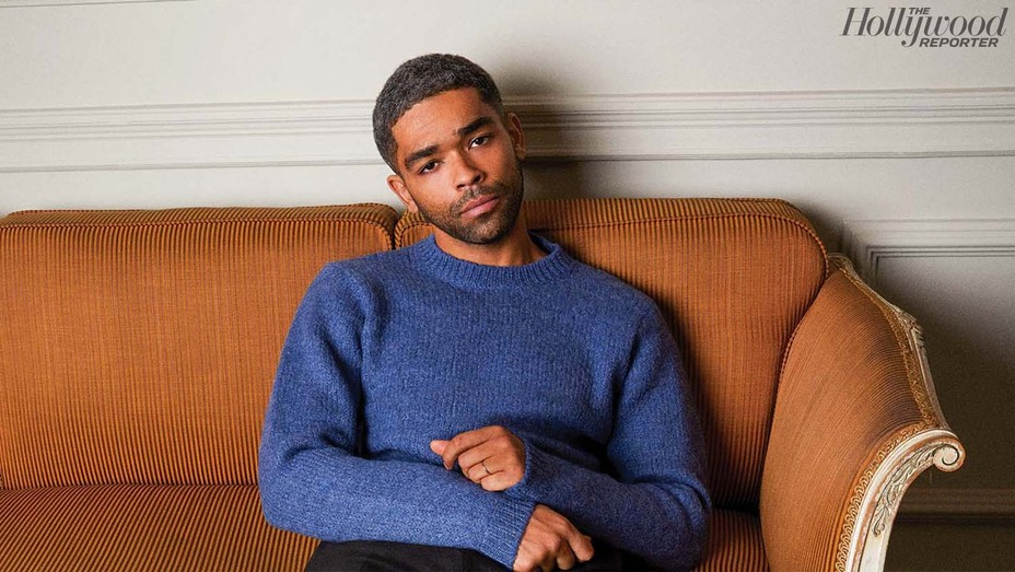 """Kingsley Ben-Adir was photographed Nov. 8 at Shoreditch Studios in London. """"In playing Malcolm, I really felt connected to him in a way,"""" says the actor of his One Night in Miami role. """"And by the time we finished shooting, I was like, 'God, man, he was really taken away from us way too young.' I'd love to have gotten to know him."""""""