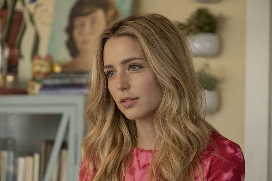 Jessica Rothe on 'All My Life' and Wanting a 'Happy Death Day' and 'Freaky' Crossover