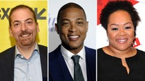 CNN's Don Lemon, PBS' Yamiche Alcindor and NBC's Chuck Todd to Guest Author Politico's Playbook (Exclusive)