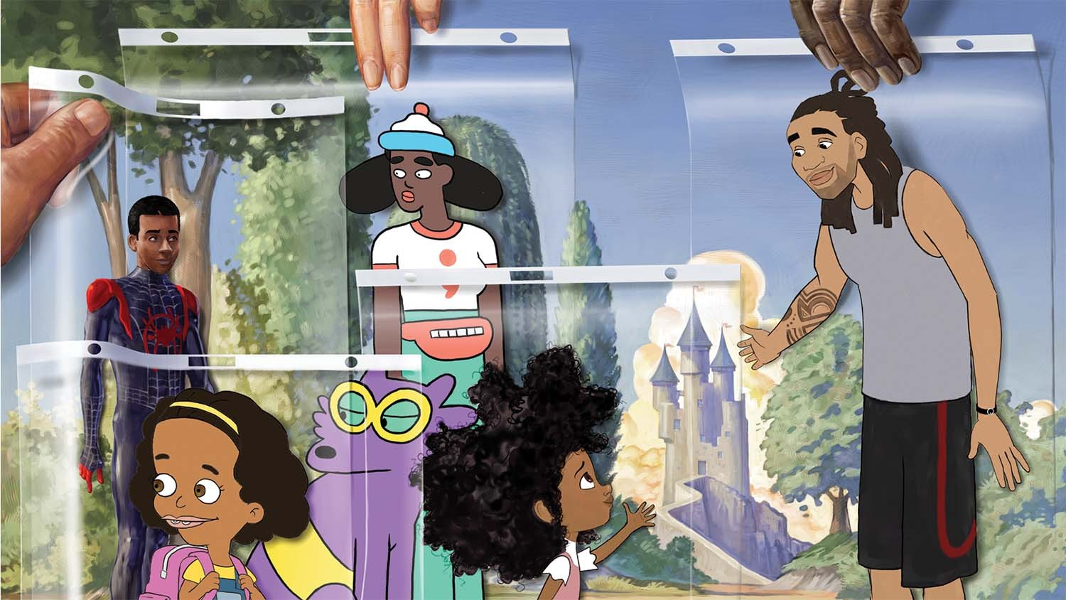 You Want To See Yourself In Cartoons Animation Pros Talk Inclusivity Recasting Roles And What Still Needs To Be Done Hollywood Reporter