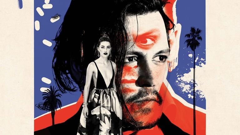 """He's Radioactive"": Inside Johnny Depp's Self-Made Implosion"