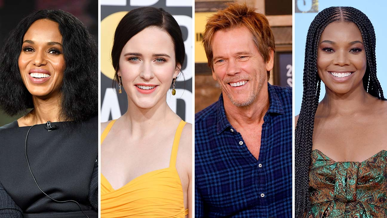 """""""Practice Joy"""": New Year's Resolutions From Kerry Washington, Rachel Brosnahan and More"""