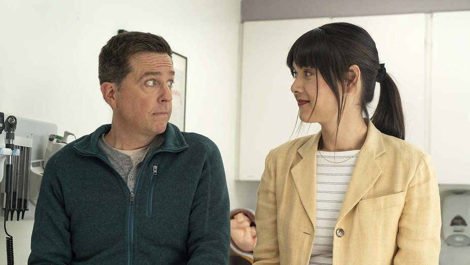Together Together Ed Helms and Patti Harrison