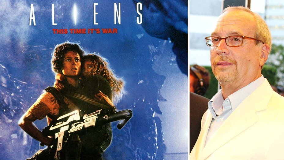 Alien Poster and producer David Giler