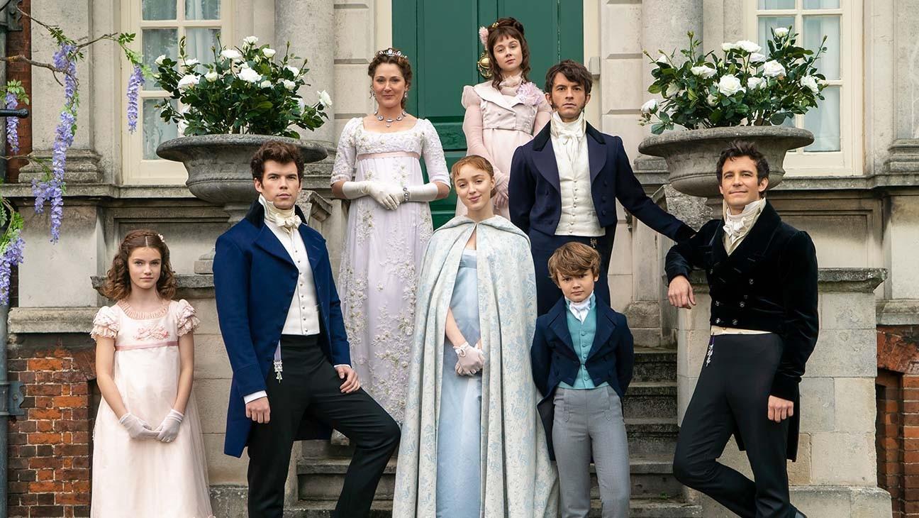 How the 'Bridgerton' Novels Made It to Netflix