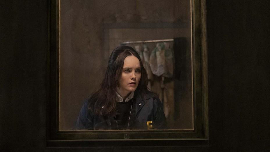 Rebecca Breeds in 'Clarice.'