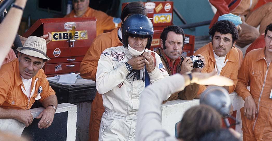 Steve McQueen, 24 Stunden von Le Mans