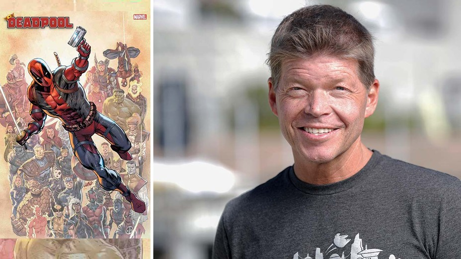 Rob Liefeld To Mark Deadpool S 30th With Podcas Hollywood Reporter