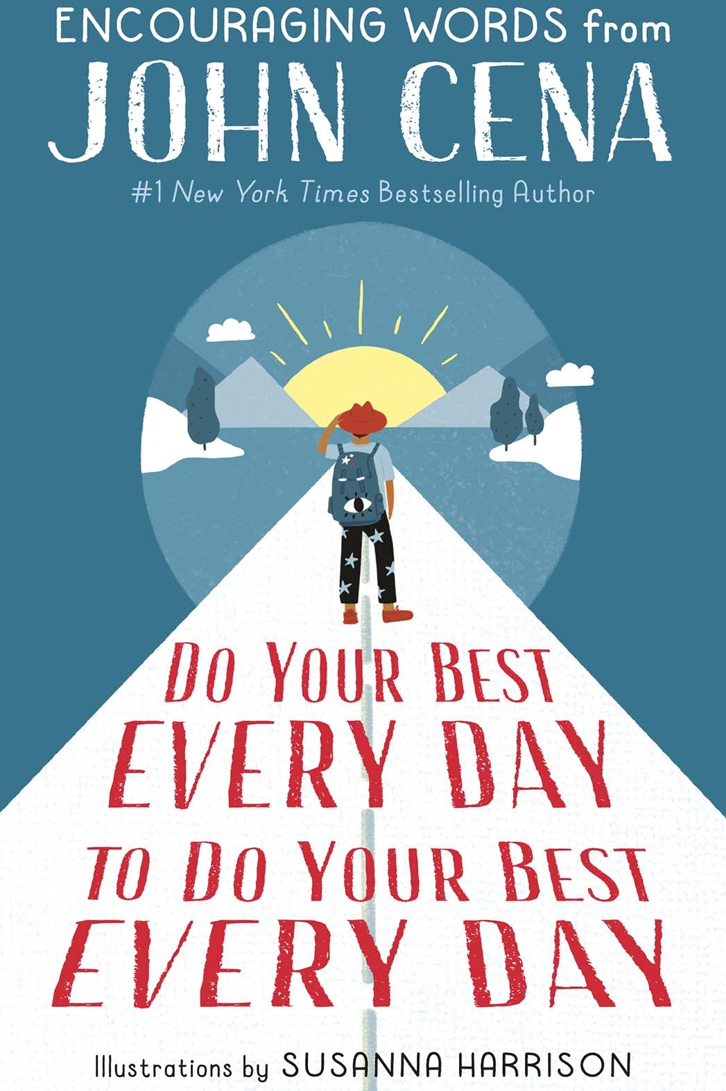 Cover of the book 'Do Your Best Every Day' by John Cena
