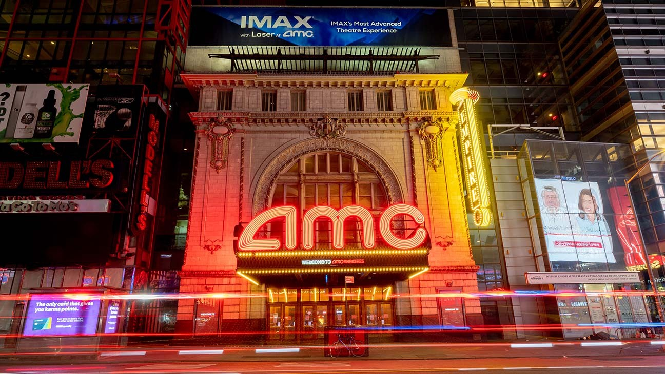 AMC Entertainment Stock Surges, Fueled By Traders On Reddit