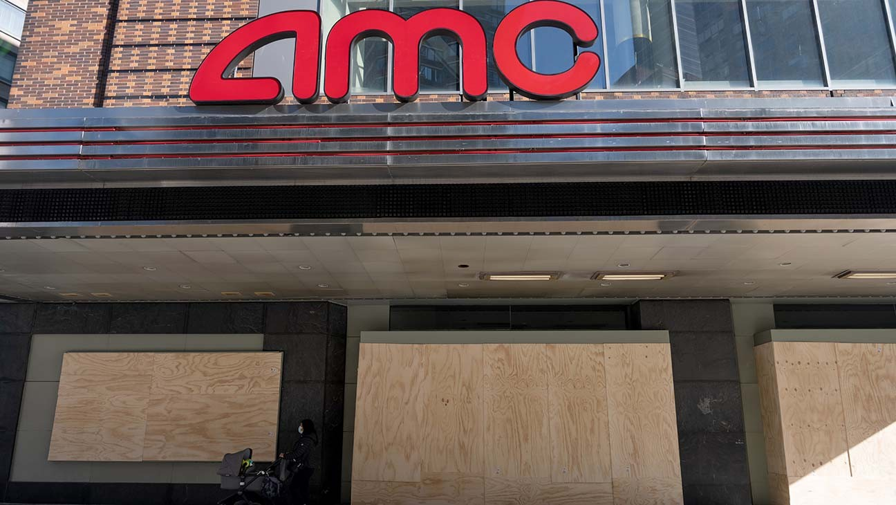 Cinema Stocks Decimated, Netflix and Disney Outperform in 2020