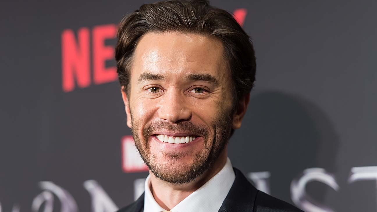 'Mank' Star Tom Pelphrey on Saying One of Cinema's Most Famous Words
