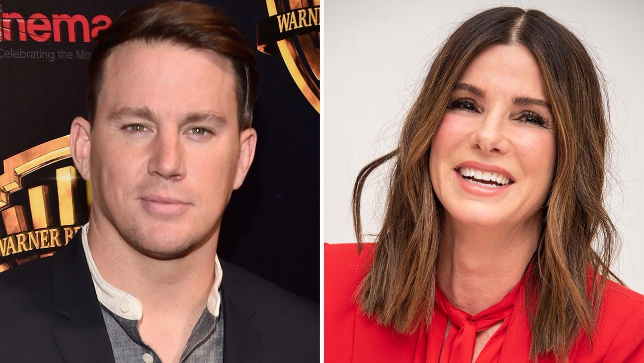 Channing Tatum Joins Sandra Bullock in Paramount Comedy 'The Lost City of D'