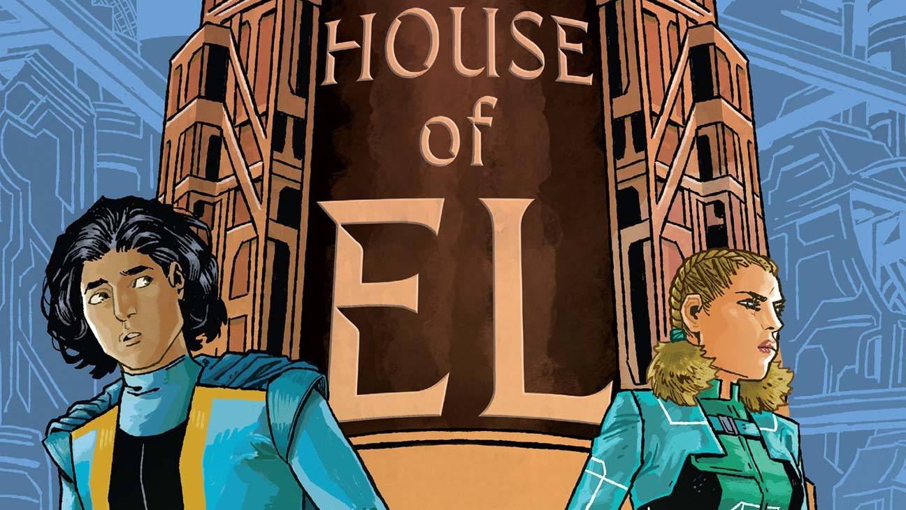How 'House of El' Rethinks the Superman Mythos