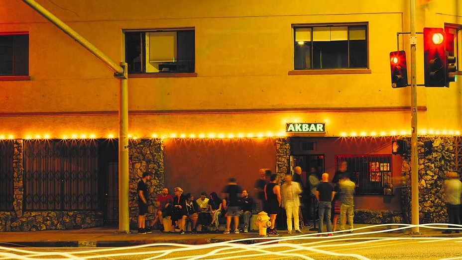 Akbar Bar