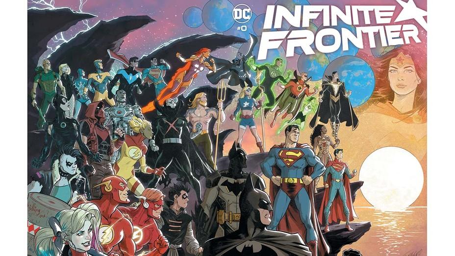 Infinite Frontier Cover