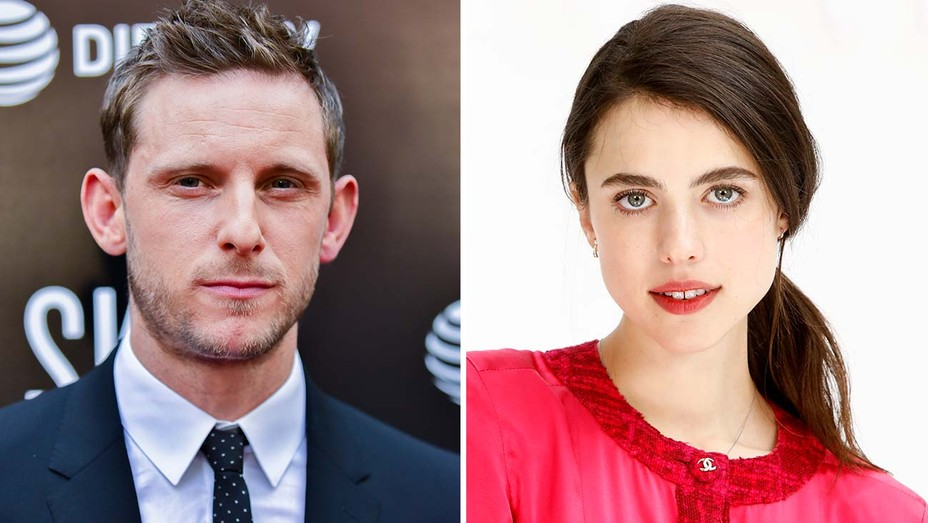 Jamie Bell and Marquette Qualley