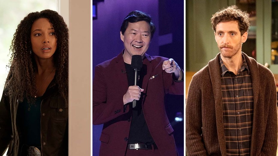Kylie Bunbury in Big Sky (ABC), Ken Jeong in I Can See Your Voice (Fox) and Thomas Middleditch in B Positive (CBS)