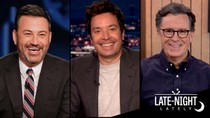 Late Night Lately: John Mulaney's Secret Service Experience and Aubrey Plaza's 'Happiest Season' Ending