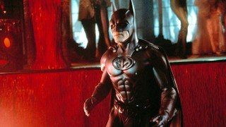 "George Clooney Says It ""Physically Hurts"" Him to Watch 'Batman & Robin'"