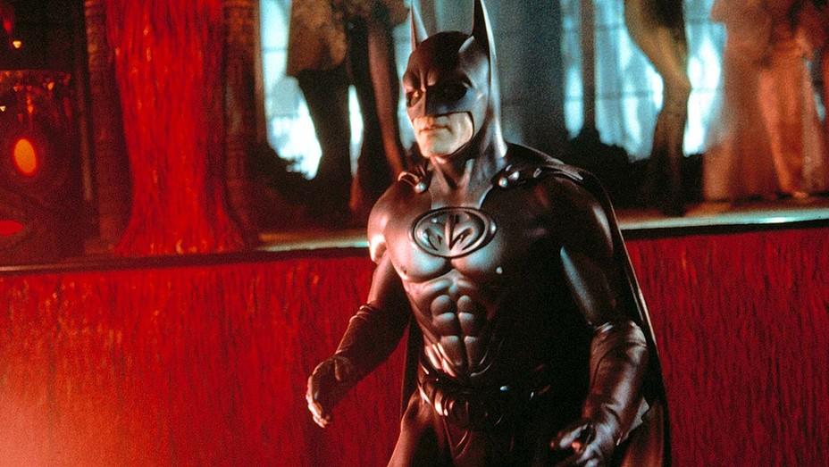 BATMAN AND ROBIN, George Clooney, 1997.