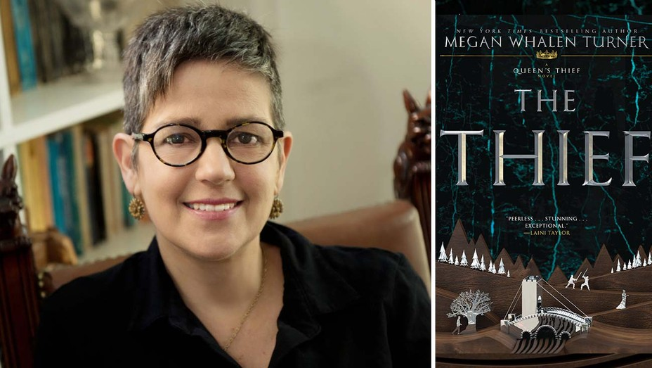 Megan Whalen Turner and The Thief Book Cover-H-2020