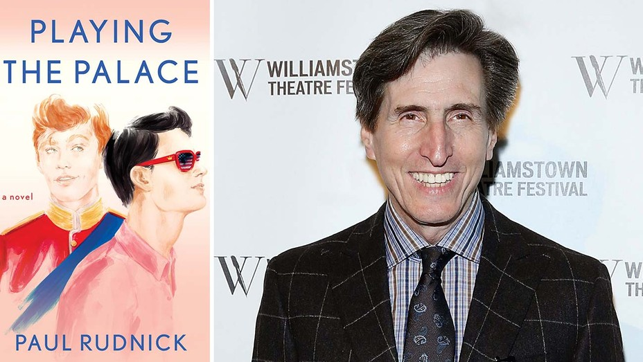 Playing The Palace and Paul Rudnick