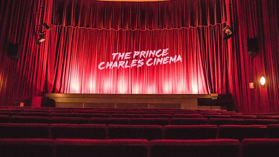 The Prince Charles Cinema in central London