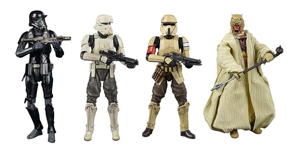 Mando Monday Hasbro Reveal