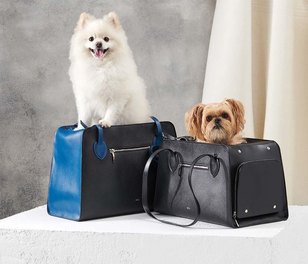 Shaya Pets Haustierträger, verkauft von Fred Segal