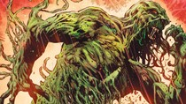 DC Sets New 'Swamp Thing' Comic Book Series