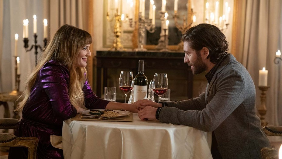THE STAND IN - DREW BARRYMORE and MICHAEL ZEGEN