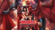 'Vampirella Versus Purgatori' Comic Set for March
