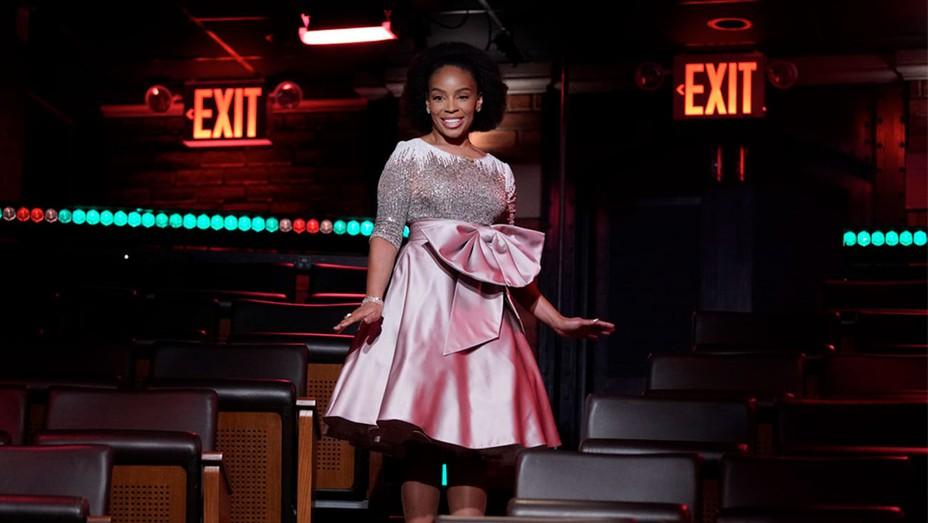 Amber Ruffin on 'Late Night with Seth Meyers'