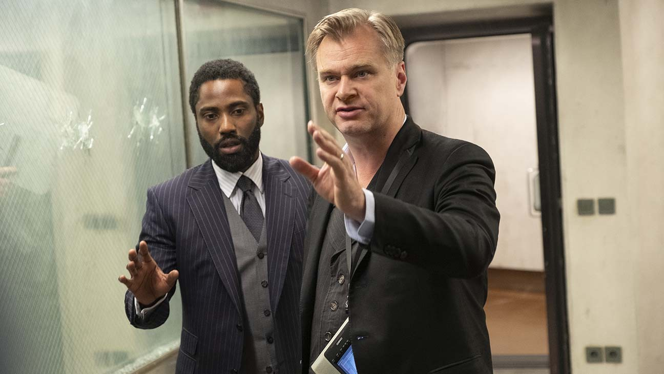 'Tenet' and the Past and Future of Christopher Nolan