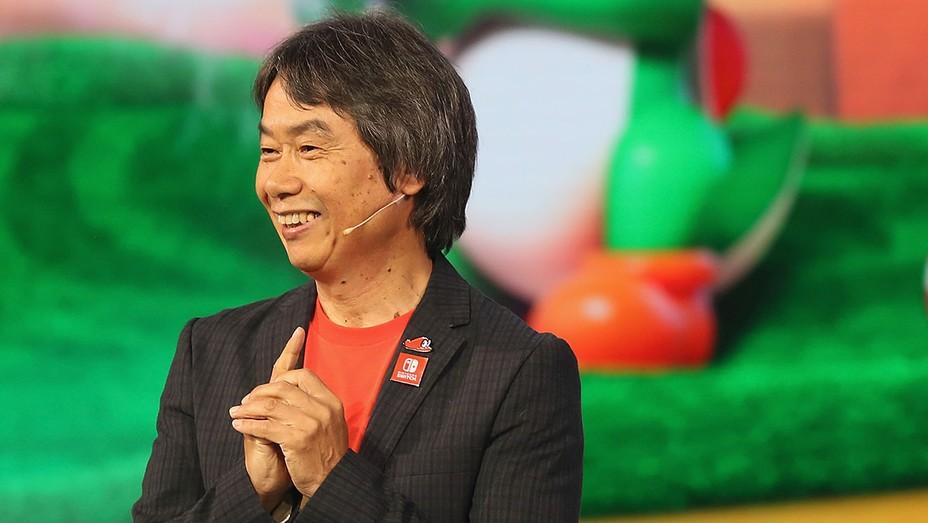 Nintendo co-Representative Director and Creative Fellow Shigeru Miyamoto