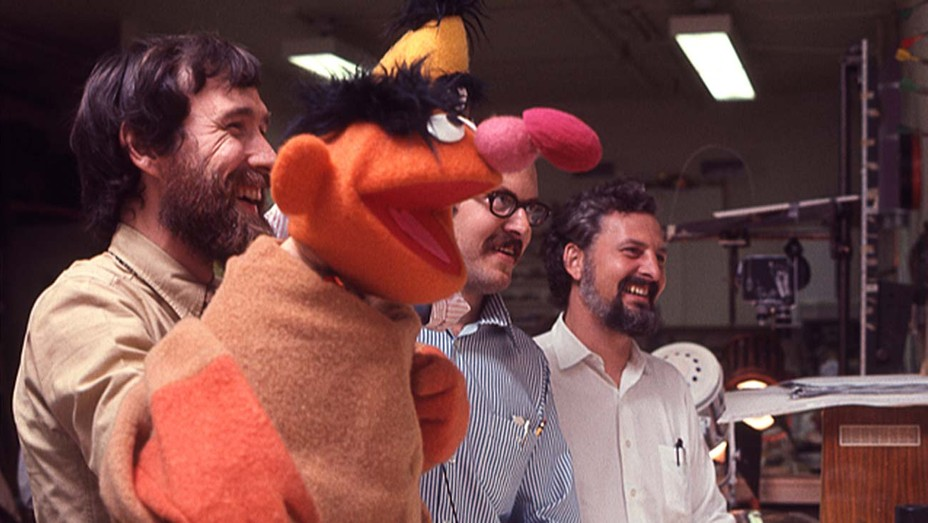 Street Gang - How We Got to Sesame Street film