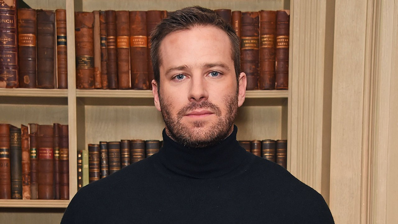 Armie Hammer Set to Play Producer in 'Godfather' Making-Of Limited Series | THR News
