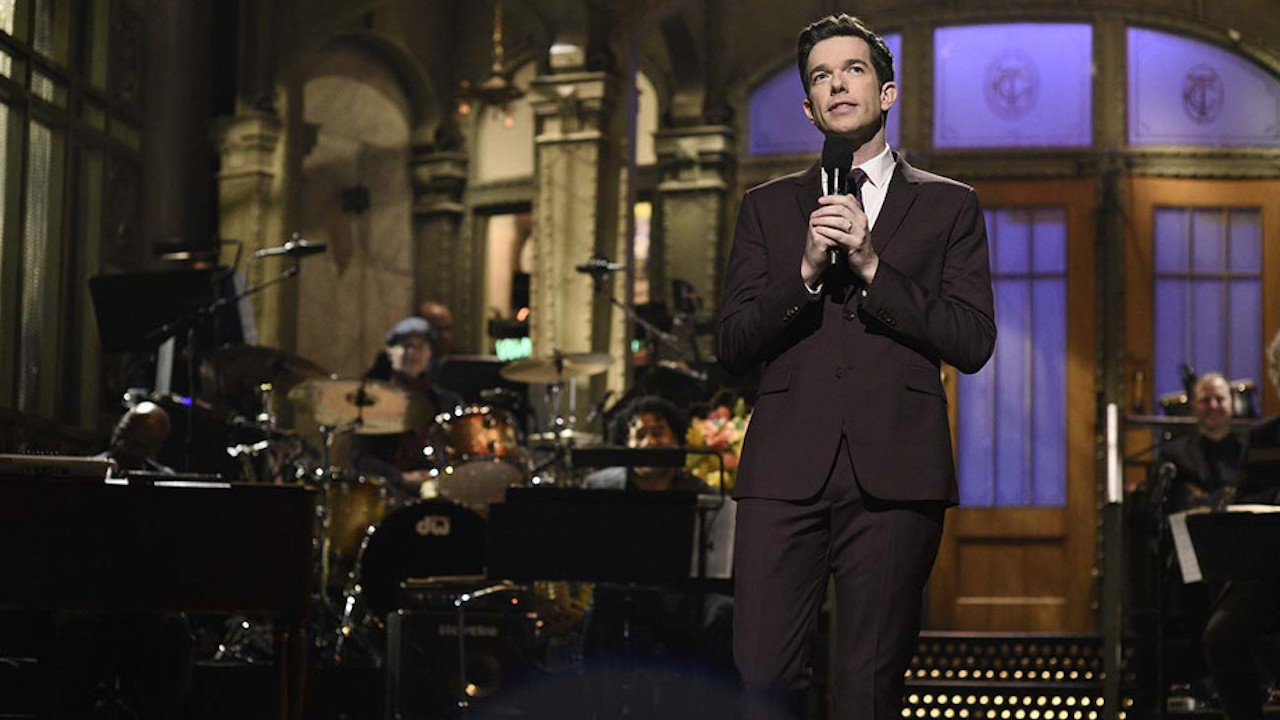 John Mulaney Reveals Secret Service Investigated Him Over 'SNL' Joke | THR News