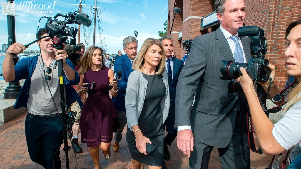 www.hollywoodreporter.com: Lori Loughlin Released From Federal Prison