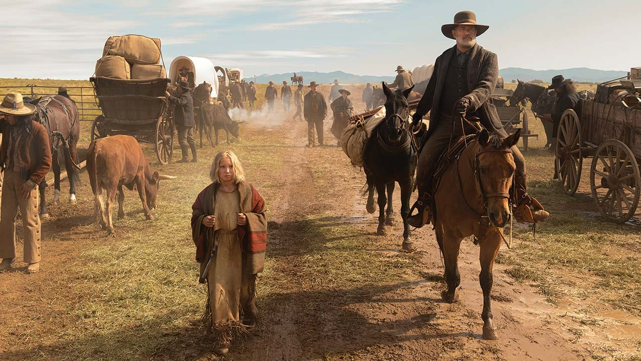 "Making of 'News of the World': How the Tom Hanks Western Is ""Speaking to Now"""