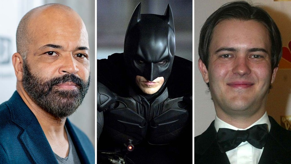 Jeffrey Wright Batman Dennis McNicholas