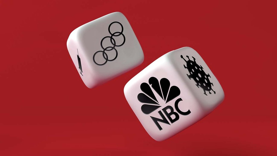 NBC rolling the dice on the Olympics.