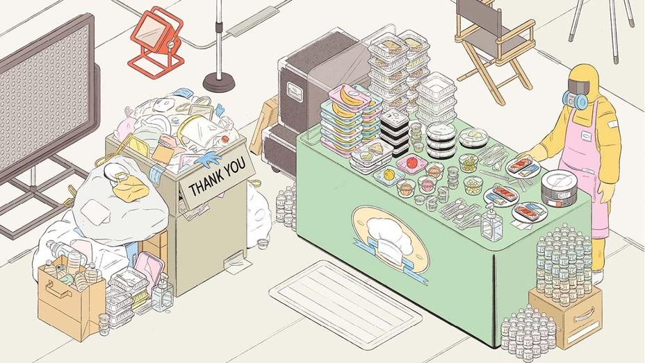 Backsliding on Sustainability Illustration by Violet Reed
