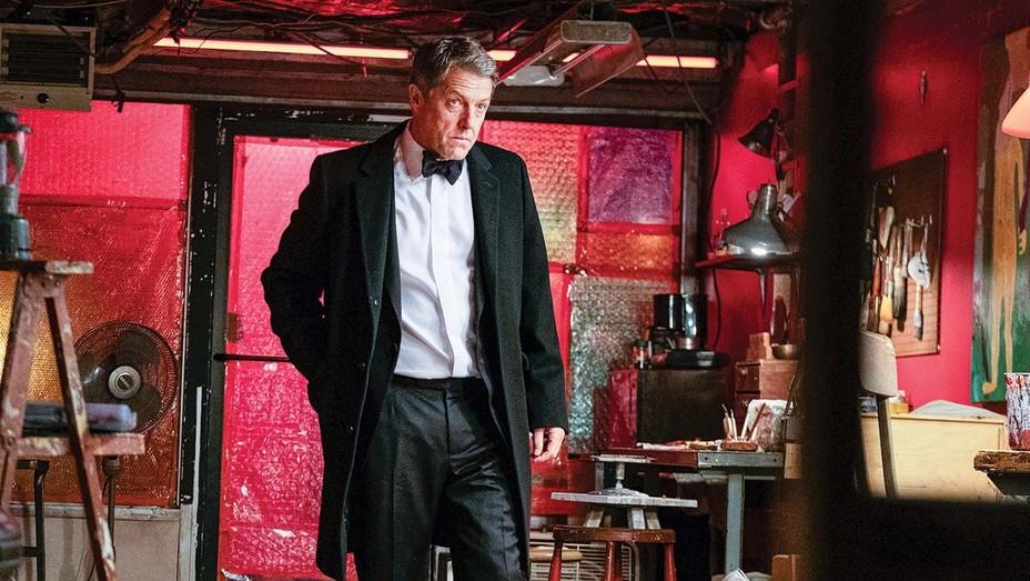 Hugh Grant in The Undoing.